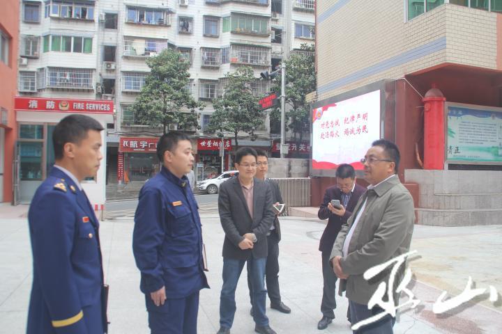 陈绍丛了解县消防救援大队备战备勤情况。.JPG