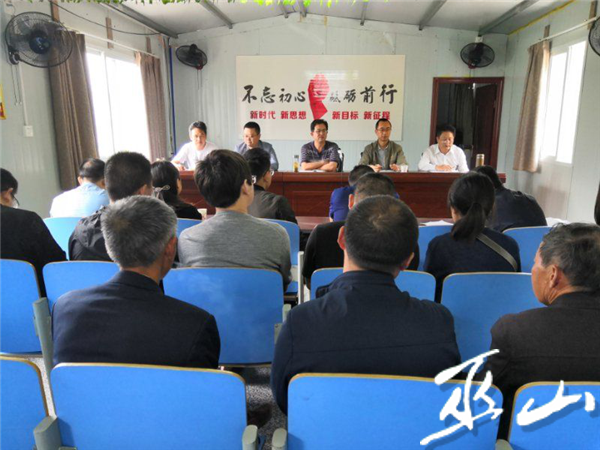 县人民医院与龙溪镇老鸦村...
