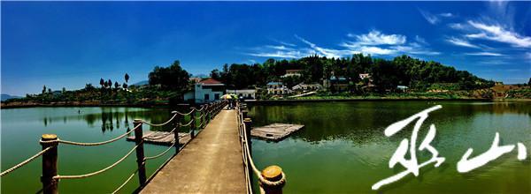 大塘村美丽乡村景色。卢先庆摄.JPG