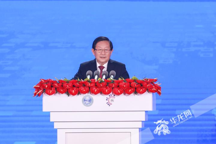 中國科學技術協會主席萬鋼:重慶正崛起為內陸智能產業和數字經濟發展高地