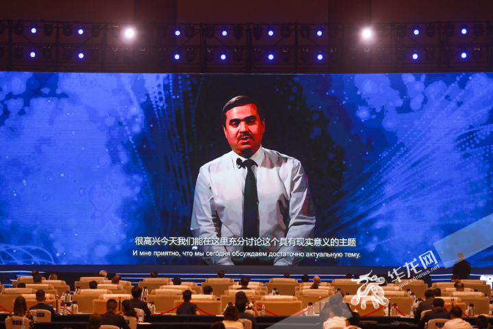 俄羅斯庫茲巴斯國立技術大學校長雅科夫列夫:將和中國合作院校共同進行人才培養