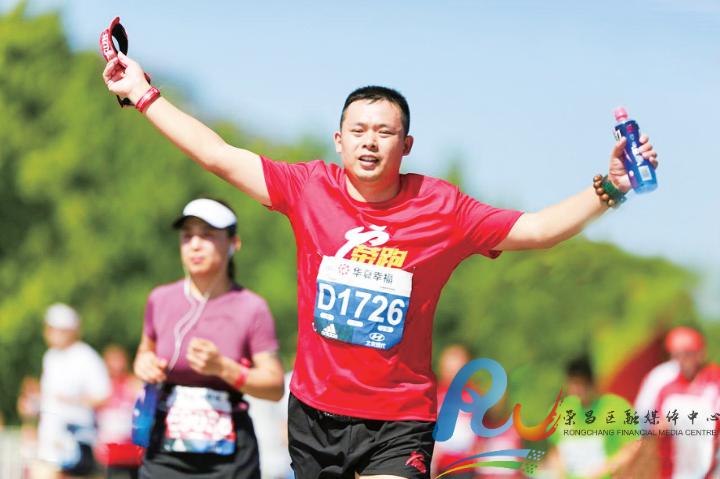 【琪金·爱运动】杜波:运动与生命同在 奔跑就是荣耀